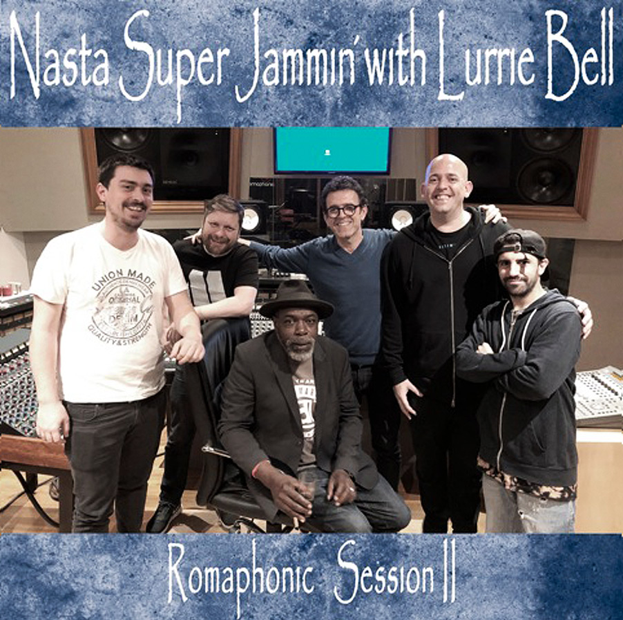Nasta Super Jamming with Lurrie Bell