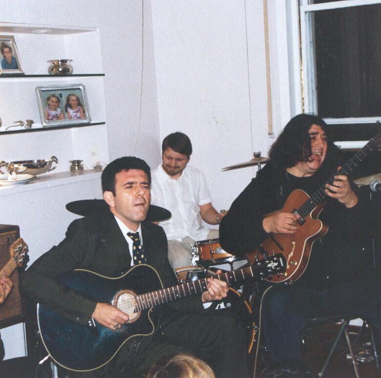 Nasta Super & Luis Salinas